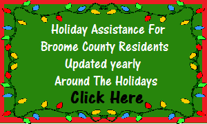Holiday Assistance for Broome County Residents