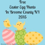 Free Easter Egg Hunts In Broome County NY 2015