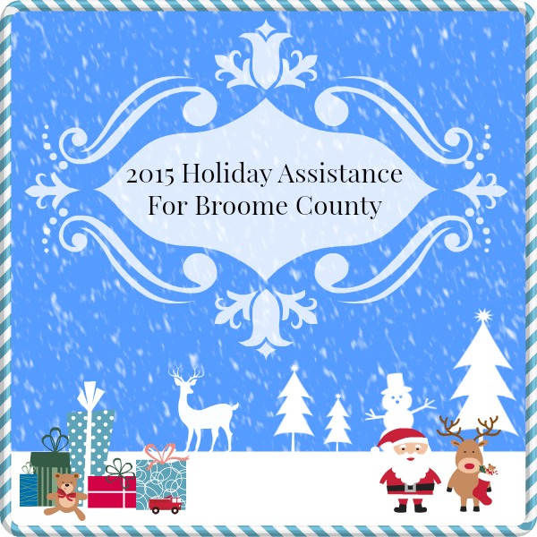 2015 Holiday Assistance For Broome County Residents